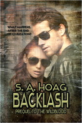Backlash, prequel to The Wildblood
